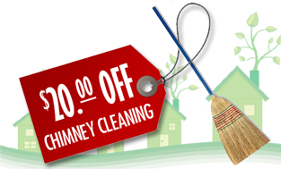 $20 Off Chimney Cleaning